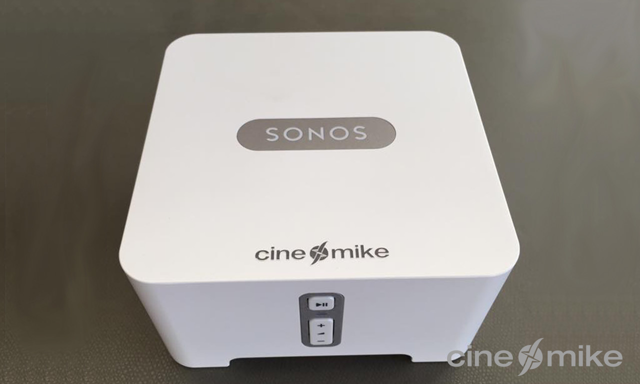 Sonos Connect Cinemike Edition
