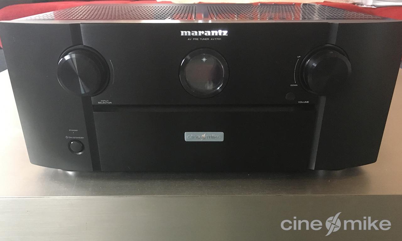 Cinemike AV7701 Stufe1 €1199.-