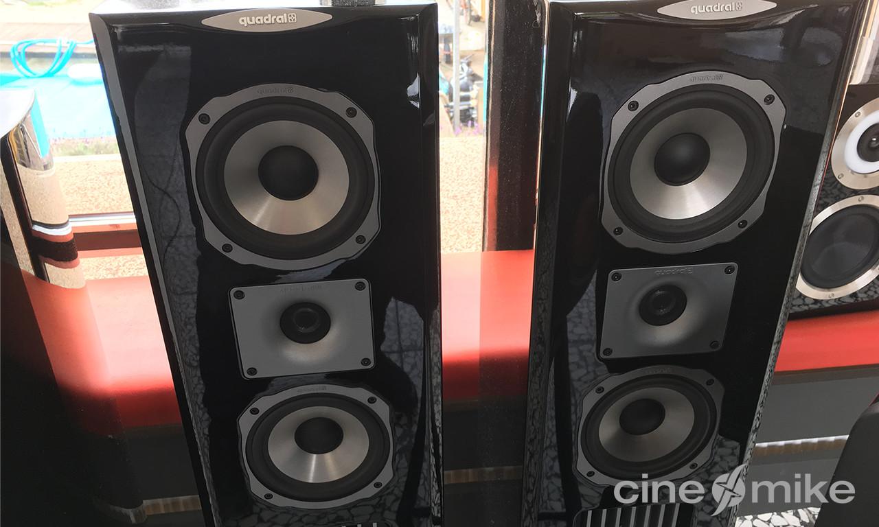 Quadral Platinum M50 Paar €1799.-