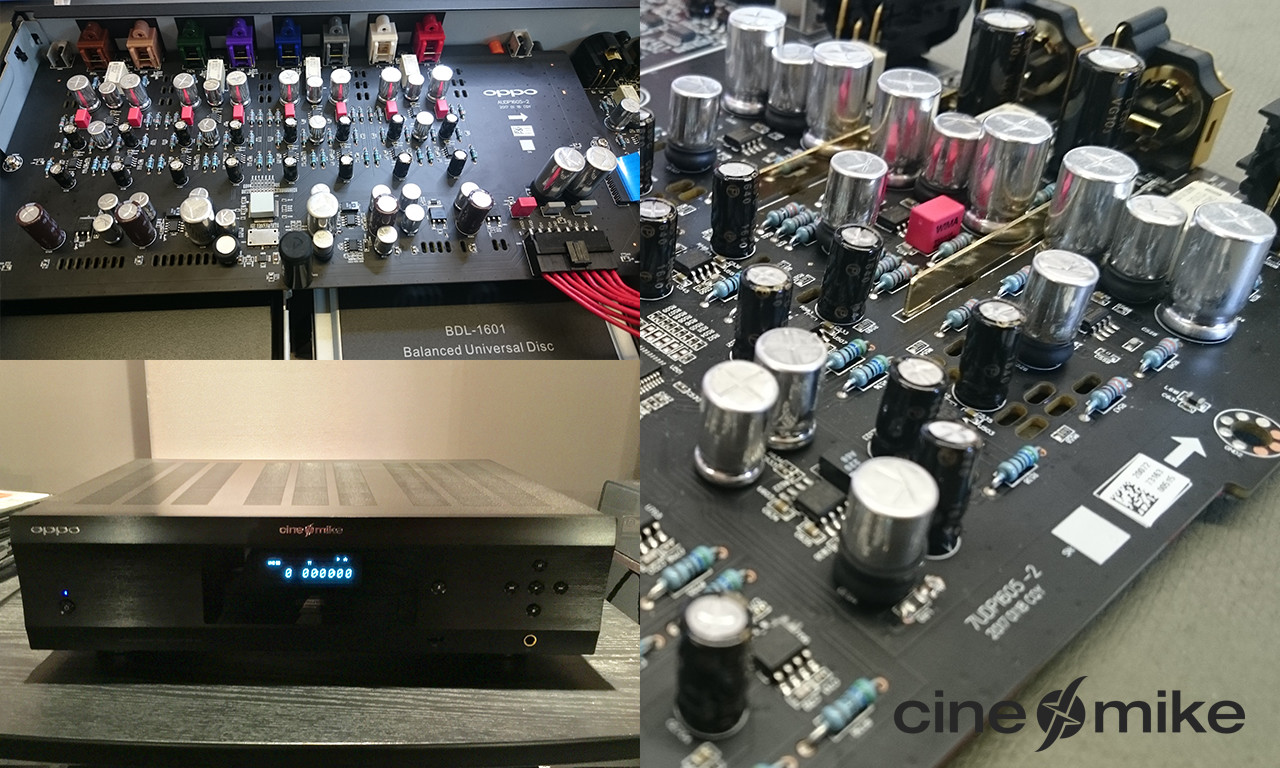 Cinemike - the art of improvement > Tuning > Tuning Overview > Oppo