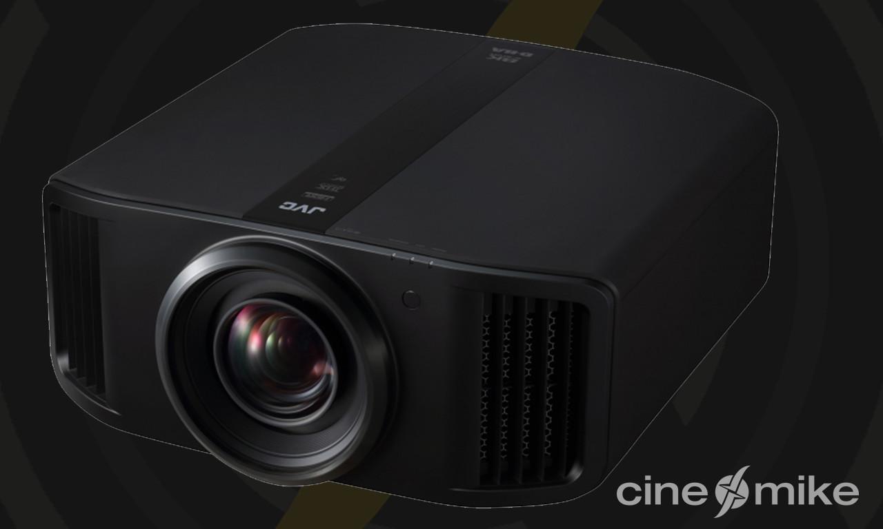 Demnächst bei Cinemike: Die neuen JVC 4K - Projektoren!