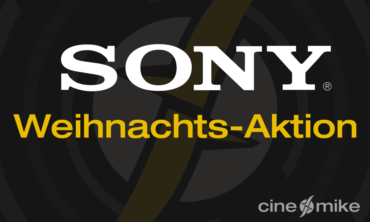 Sony Weihnachts - Aktion!