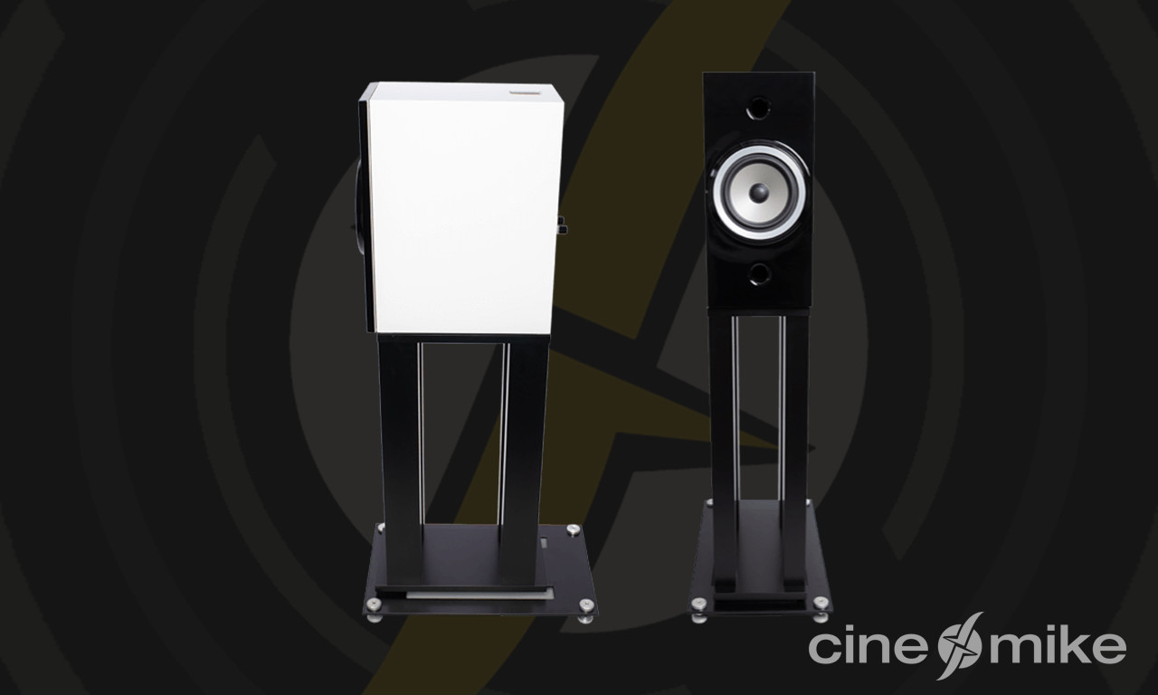 Audiodata ArtTWO HighEnd Kompakt-Lautsprecher vorführbereit