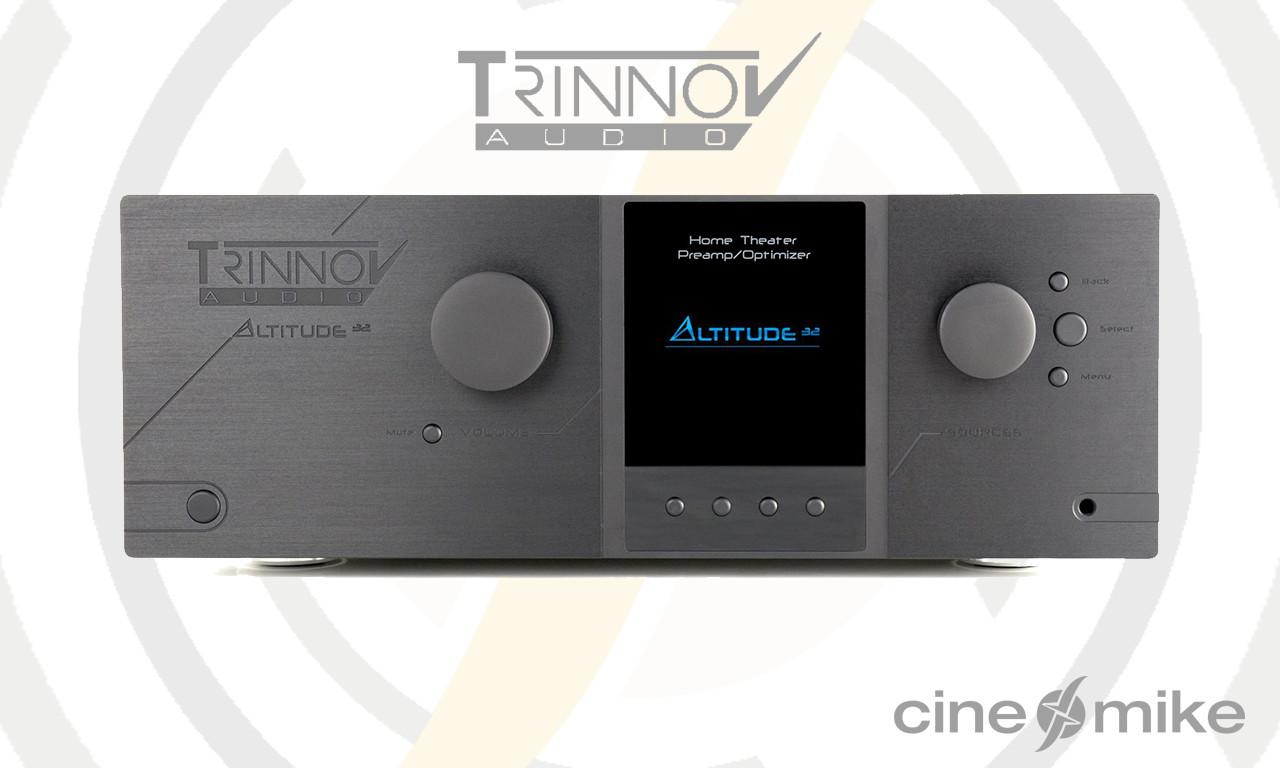 Trinnov Audio bei Cinemike / Neubau Kino 2